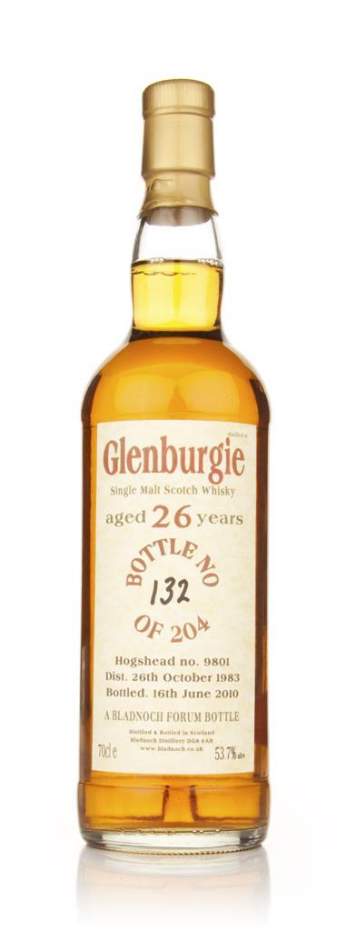 Glenburgie 26 Year Old 1983 (Bladnoch) Single Malt Whisky