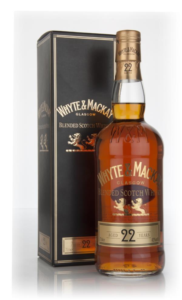 Whyte and Mackay 22 Year Old Blended Whisky