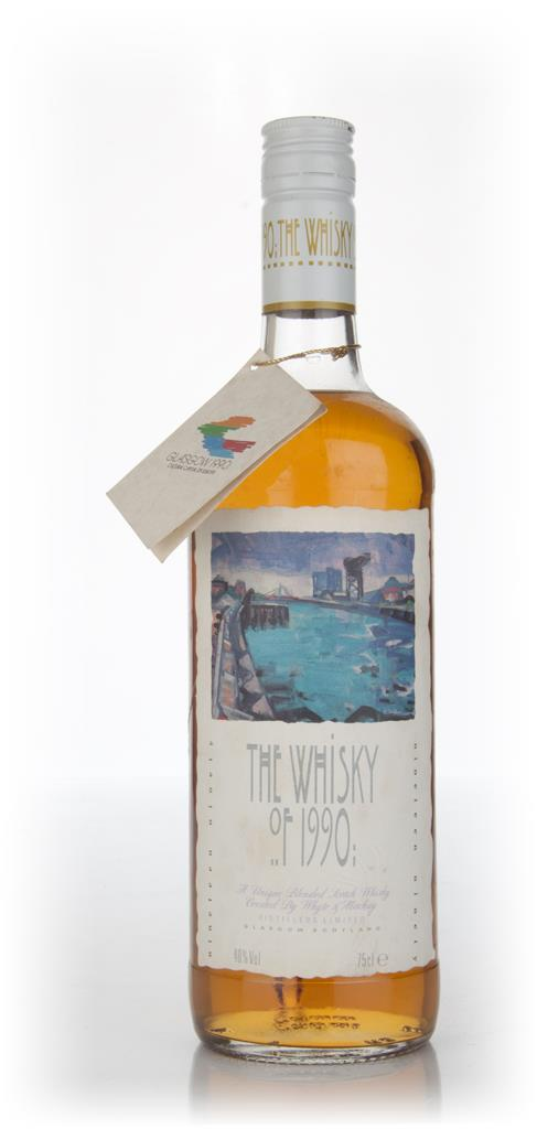 The Whisky of 1990 (Whyte & Mackay) Blended Whisky