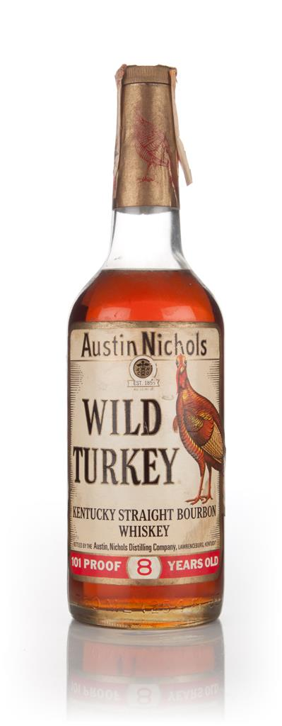 Wild Turkey 8 Year Old - 1978 Bourbon Whiskey