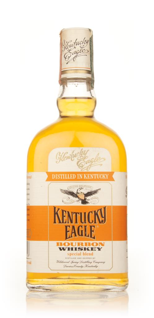 Kentucky Eagle - Early 1980s Bourbon Whiskey
