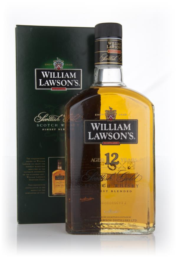 William Lawsons 12 Year Old Blended Whisky