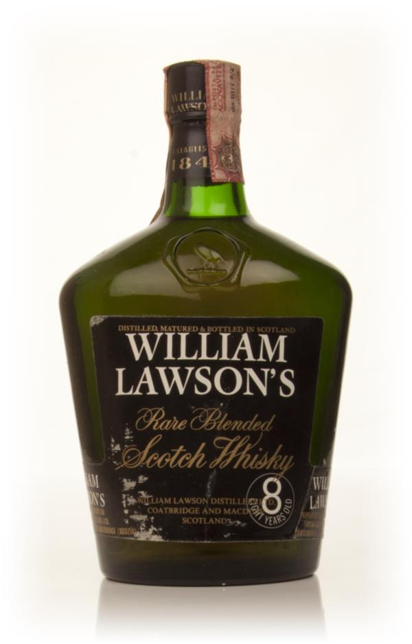 William Lawsons Rare 8 Year Old - 1970s Blended Whisky