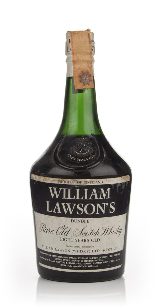 William Lawson's Rare 8 Year Old (43%) - 1970s Blended Whisky