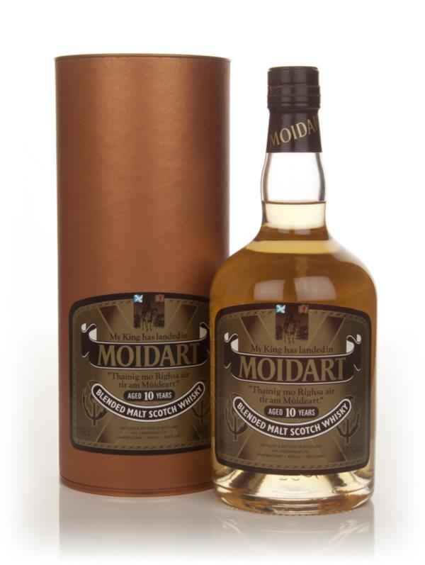Moidart 10 Year Old (WM Cadenhead) Blended Whisky