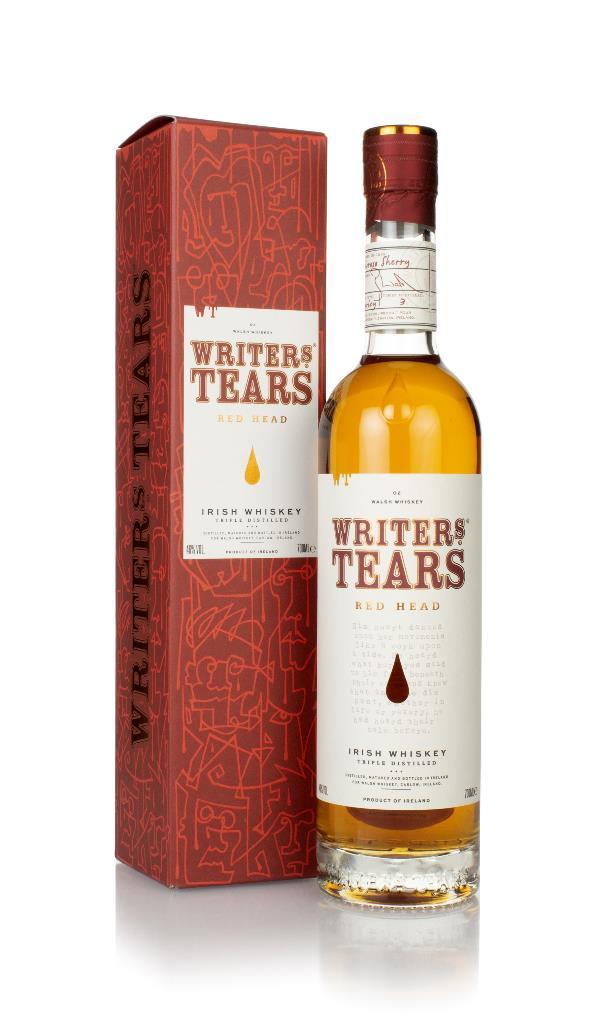Writers Tears Red Head Single Malt Whiskey