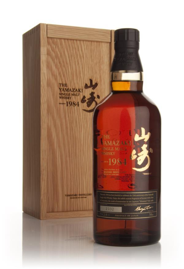 Yamazaki 1984 Single Malt Whisky