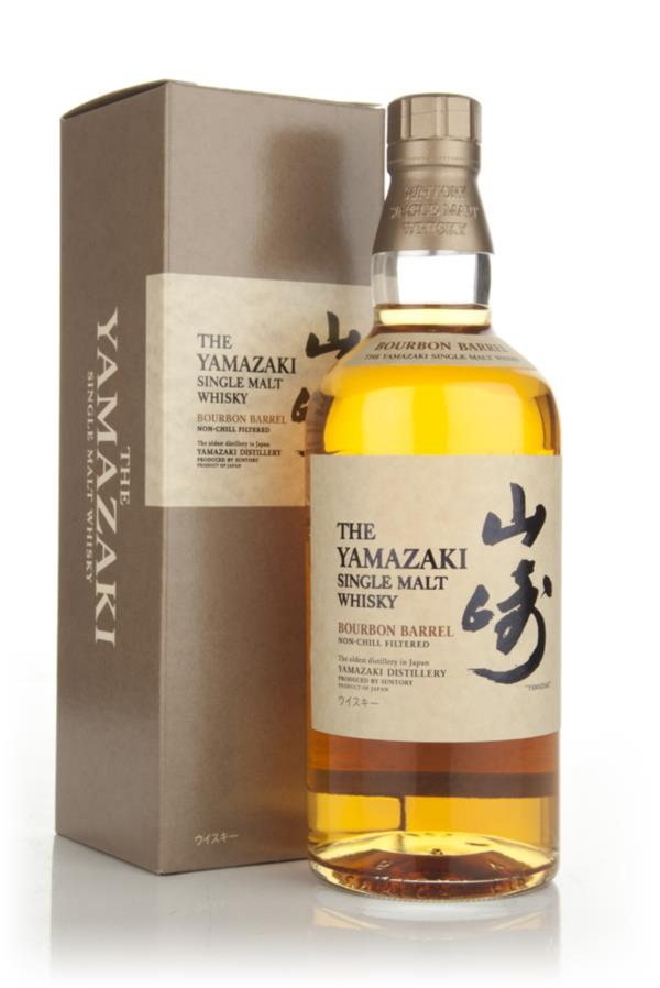 Yamazaki Bourbon Barrel 2012 48.2% Single Malt Whisky