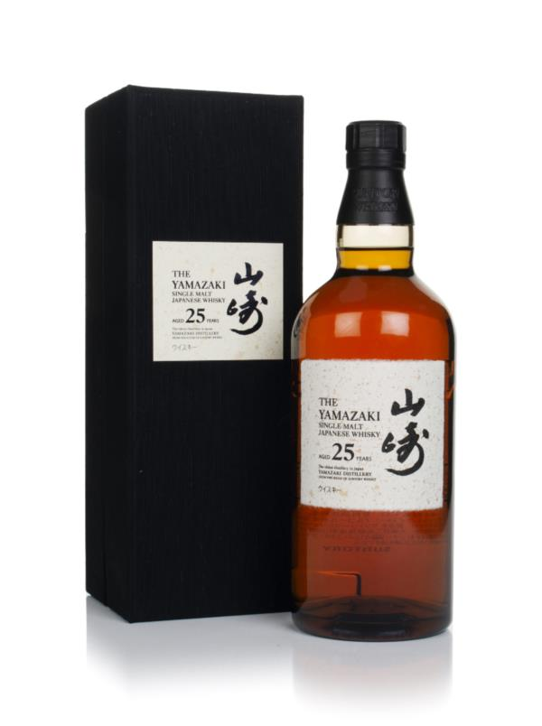 Yamazaki 25 Year Old Single Malt Whisky