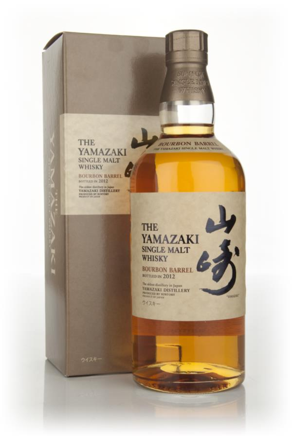 Yamazaki Bourbon Barrel 2012 48.00% Single Malt Whisky