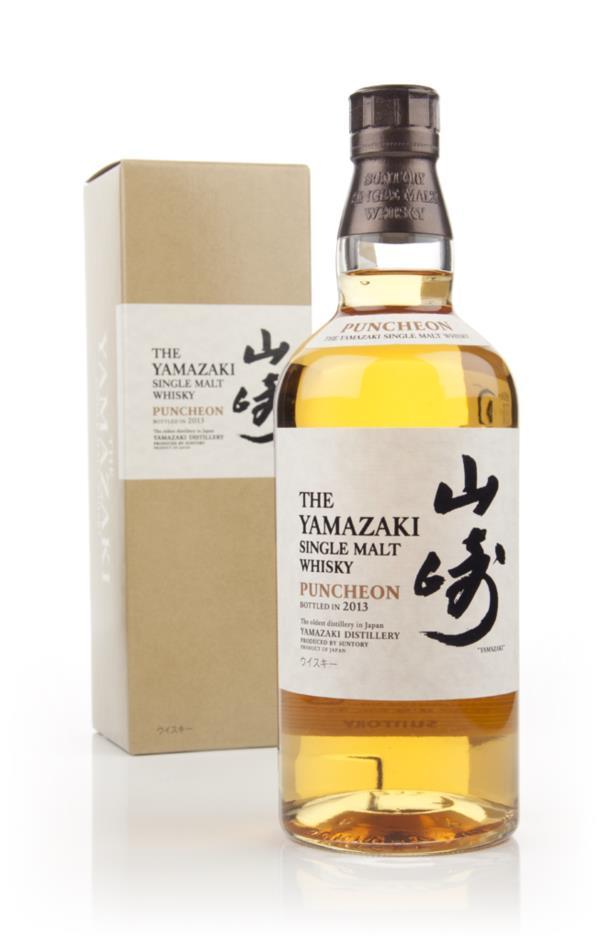 Yamazaki Puncheon 2013 Single Malt Whisky