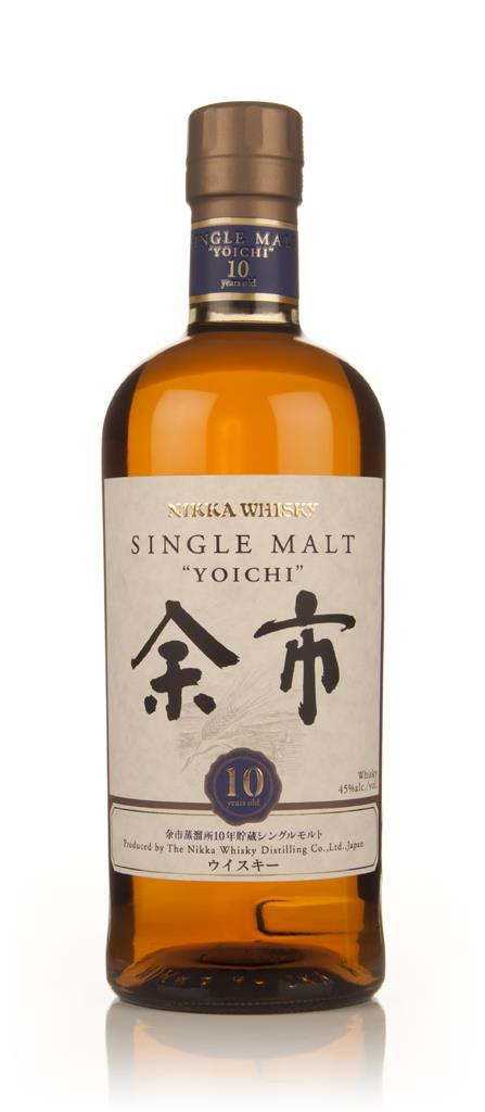 Yoichi 10 Year Old Single Malt Whisky