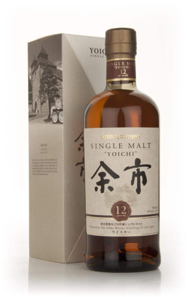 Yoichi 12 Year Old Single Malt Whisky