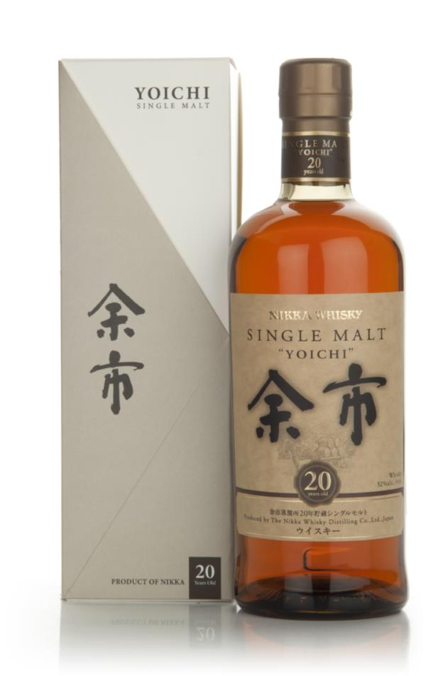 Yoichi 20 Year Old Single Malt Whiskey