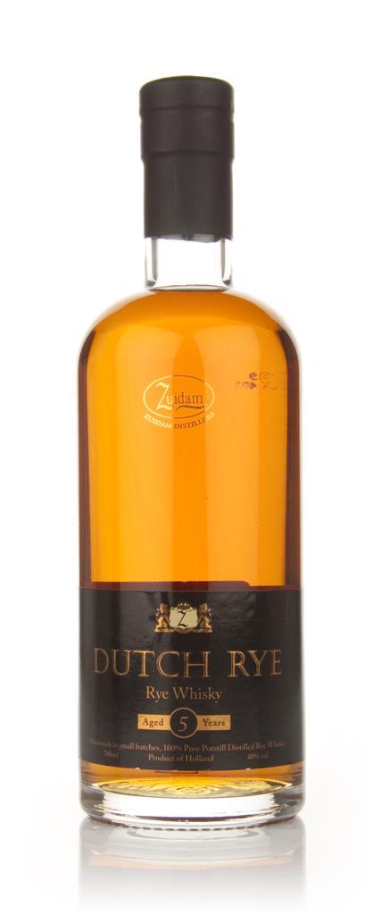 Zuidam Dutch Rye 5 Year Old Rye Whisky