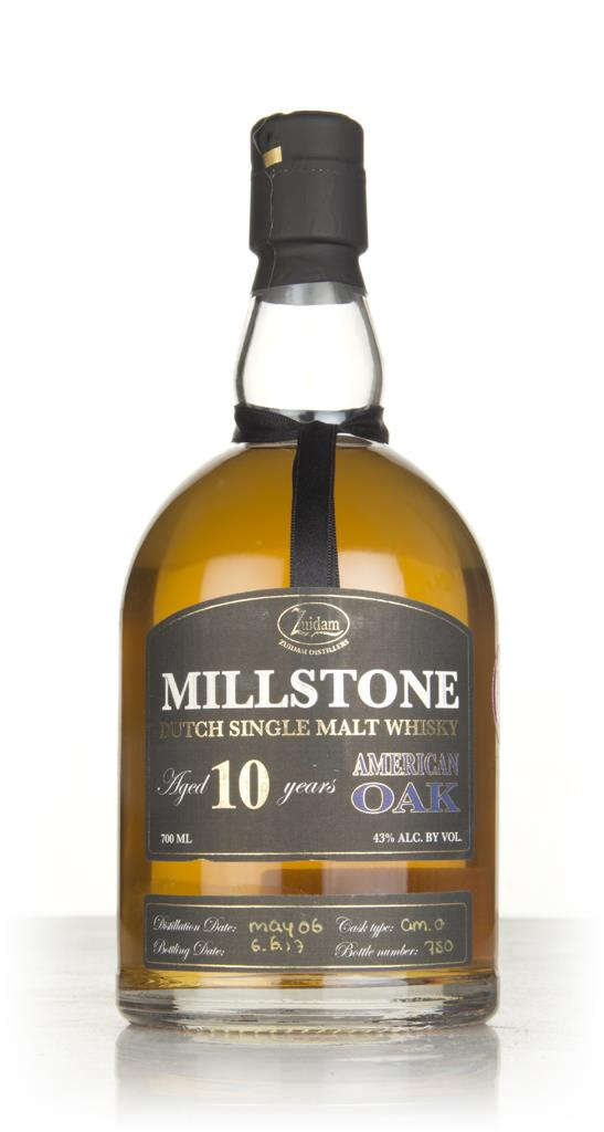 Millstone 10 Year Old American Oak Single Malt Whisky