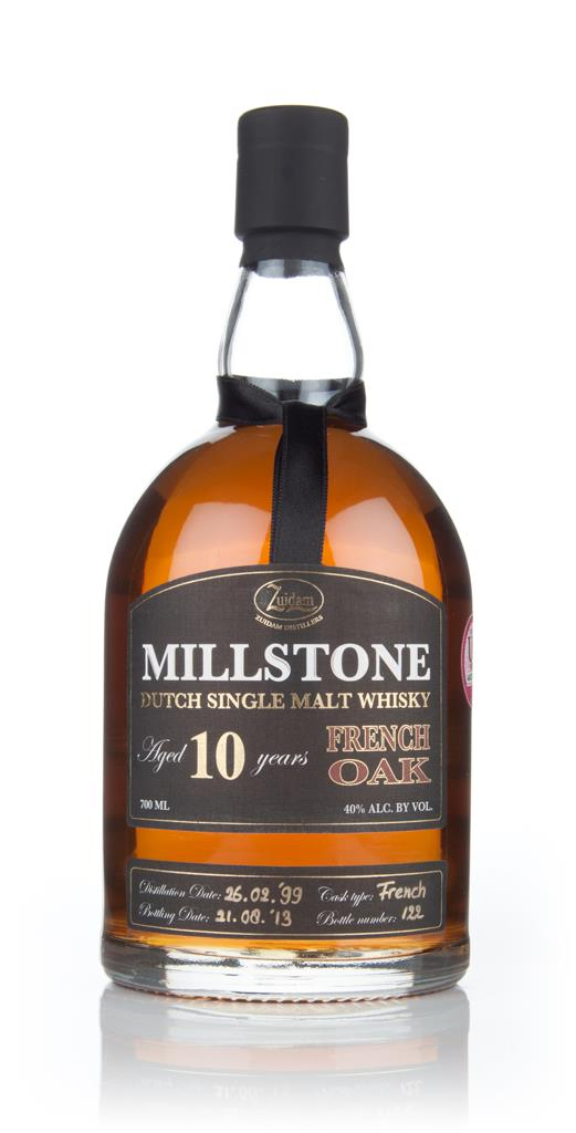 Millstone 10 Year Old - French Oak Single Malt Whisky