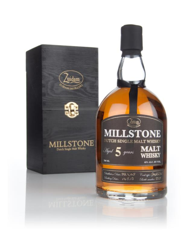 Millstone 5 Year Old Dutch Single Malt Single Malt Whisky