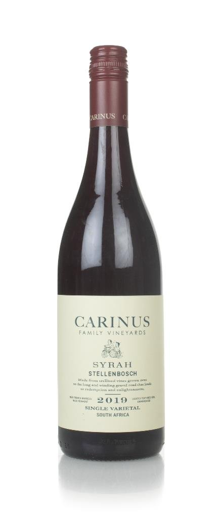 Carinus Syrah 2019 Red Wine