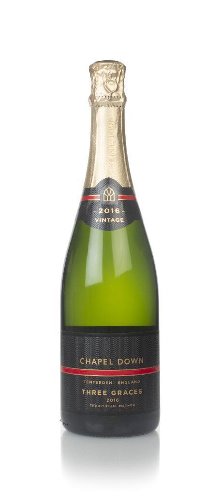 Chapel Down Three Graces 2016 Sparkling Wine