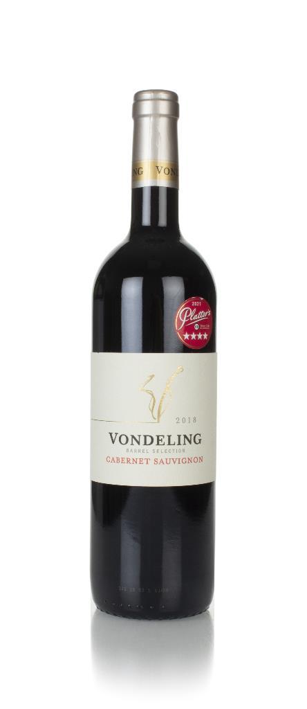 Vondeling Barrel Selection Cabernet Sauvignon 2018 Red Wine