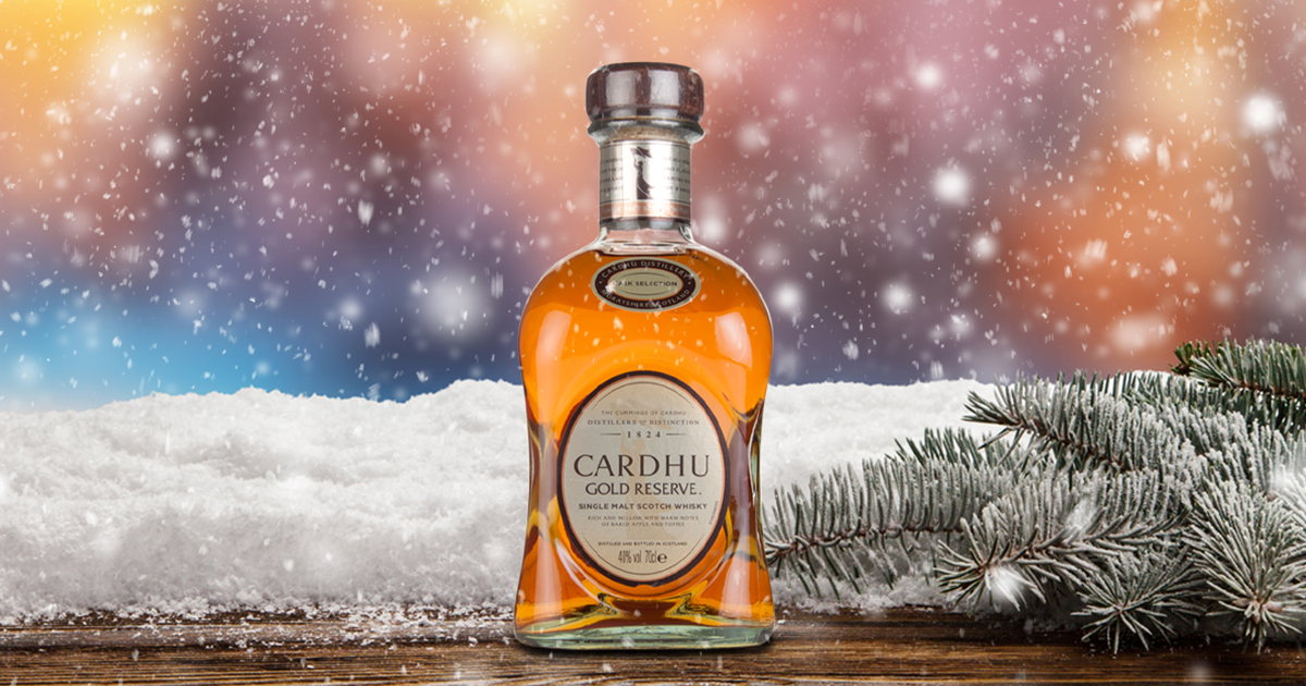 Whisky Advent 2018 Day #13: Cardhu Gold Reserve