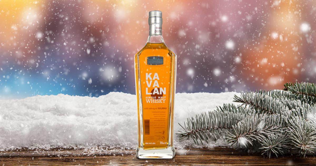 Whisky Advent 2018 Day #14: Kavalan Single Malt Whisky