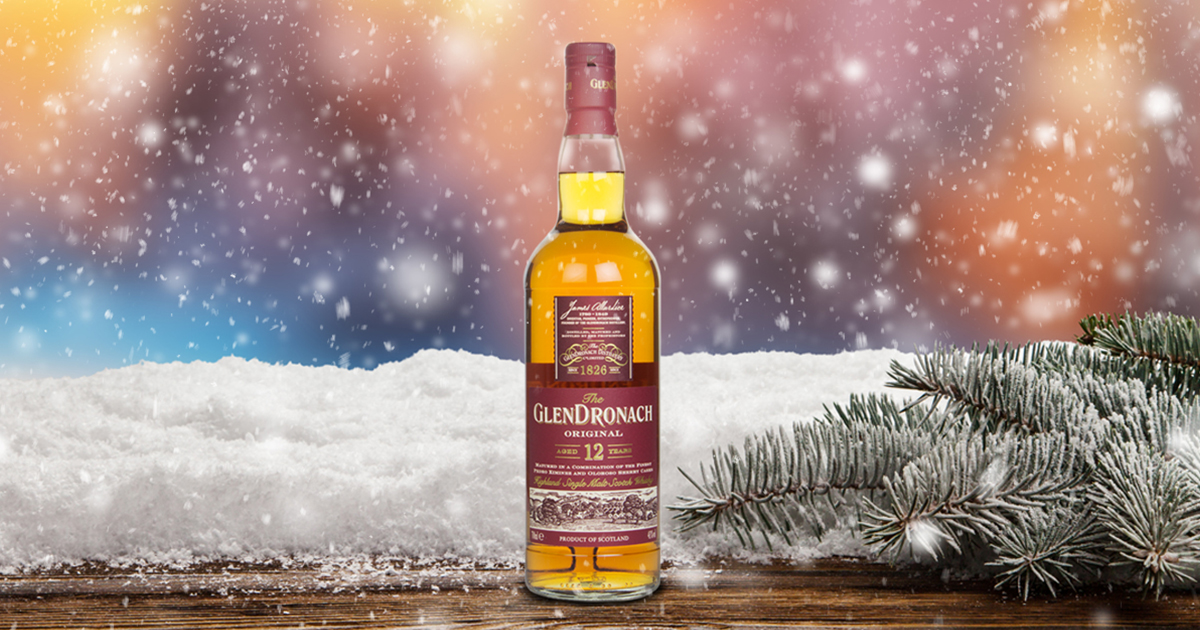 Whisky Advent Day #15: The GlenDronach 12 Year Old