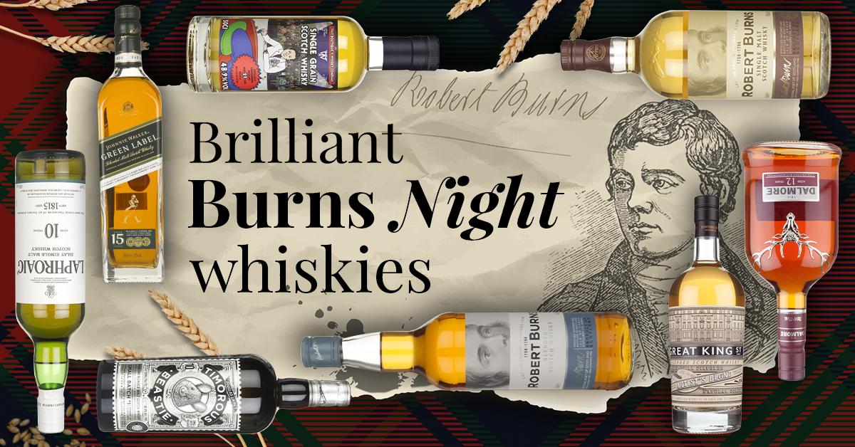 Brilliant Burns Night whiskies