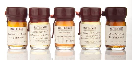 We Sell Samples of Whisky - Master of Malt Whisky Blog