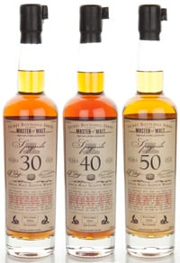 50 Year Old Whiskey >> Brand New 30 40 And 50 Year Old Whisky Master Of Malt Blog