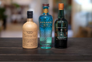 Selection of Gin gifts