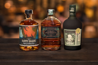 Selection of Rum gifts