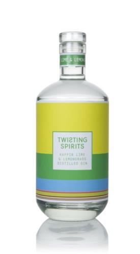 Twisting Spirits Kaffir Lime & Lemongrass Gin - Master of Malt