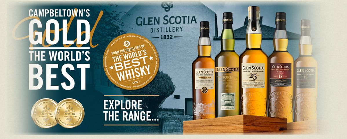 Loch Lomond Award Win