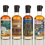Master of Malt Announces New Releases from That Boutiquey Whisky Company