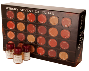 Win A Premium Whisky Advent Calendar