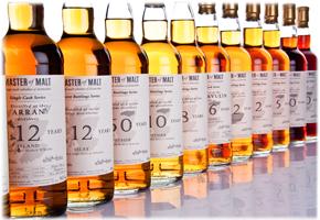 Master Of Malt Bottlings