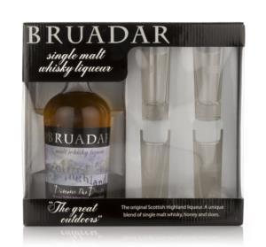 Bruadar + 4 Glasses