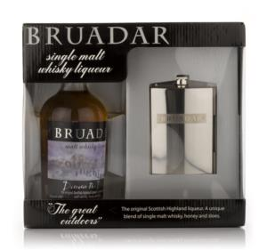 Bruadar + Hip Flask