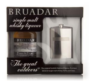 Bruadar + Hip Flask 35cl