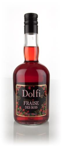 dolfi liqueur la fraise des bois master of malt. Black Bedroom Furniture Sets. Home Design Ideas