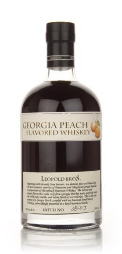 Georgia Peach Flavored Whiskey
