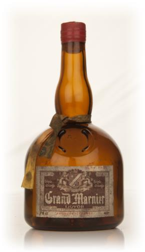 Grand marnier cordon jaune 1960s liqueurs master of malt for Grand marnier cordon jaune aldi