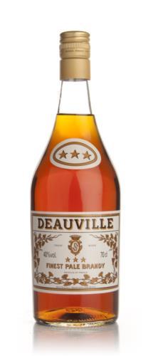 Deauville finest pale brandy other grape brandy for Piscine d eau cognac