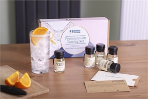 Premium Gin Tasting Set