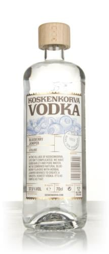 Koskenkorva Blueberry Vodka - Master of Malt
