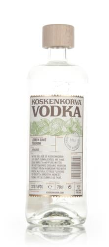 Koskenkorva Vodka - Lemon Lime Yarrow - Master of Malt
