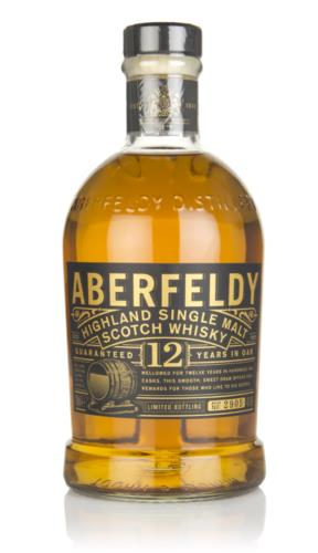 Aberfeldy 12 Year Old Whisky Master Of Malt