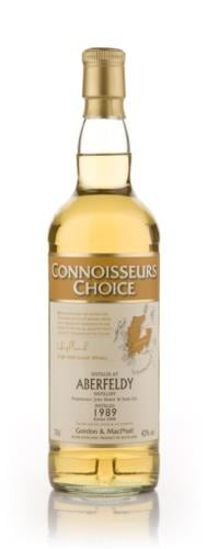 Aberfeldy 1989  Connoisseurs Choice Single Malt Scotch Whisky